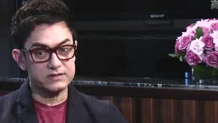 阿米尔汗谈论《三傻大闹宝莱坞》,当时已经44岁,很没信心