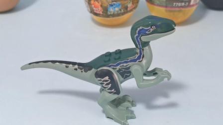 战龙纪元恐龙玩具之伶盗龙,恐龙中最敏捷的盗贼!