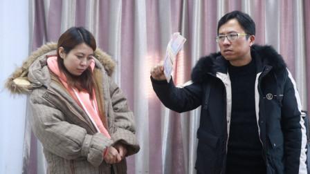 农村大妈捡垃圾碰到美女,被讹3000块钱,董事长出现精彩了