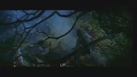 邵氏早期恐怖作品《飞尸》:三人挖坟墓,没想到里面是个红衣厉鬼