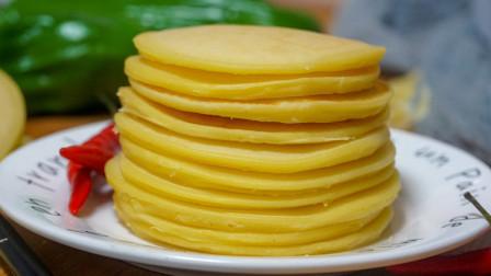 又一快手早餐饼,全程手不碰面,不擀面,比包子简单,比面包营养