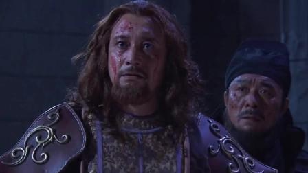 神探狄仁杰:剧情神反转,举止诡异的爵爷和军是好人