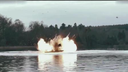 最新2019欧美动作片《天使陷落 》:大批无人机总统!