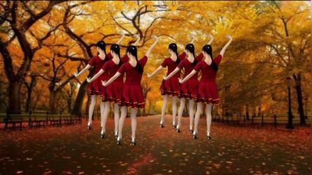 32步广场舞《探清水河》
