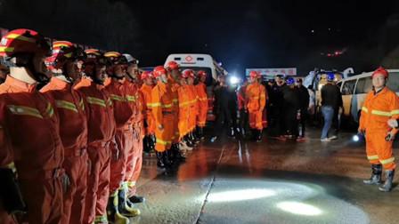 云南隧道事故搜救工作全部完成 12人遇难1人受伤
