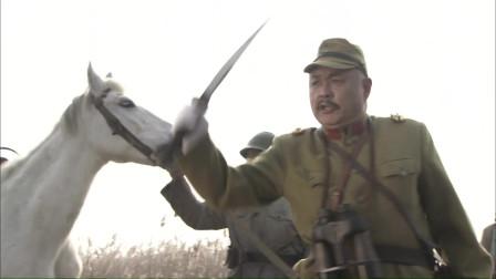 抗日战争片:面对日本鬼子的重重包围,八路军浴血奋战殊死搏斗