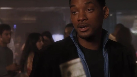 全民情敌:威尔史密斯教你如何将酒吧中心的美女引到自己身边!