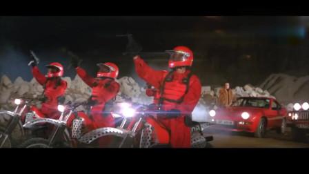 卫斯理传奇:卫斯理带着王祖贤全程飙车,看完直呼比过山车还刺激