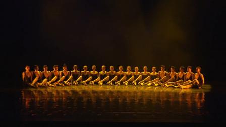 这个舞蹈想起张继刚的《千手观音》,手语老师的出现证明我是对的