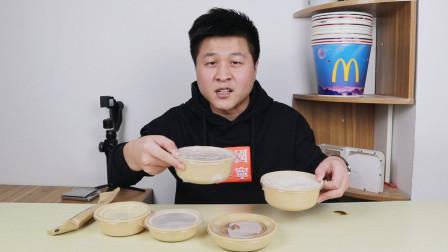 """试吃42元真功夫新品""""黄焖栗子鸡外卖""""会比黄焖鸡米饭好吃吗?"""