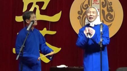 相声:青衣唱戏气死胡生,两人差点舞台上打起来,这到底是说相声还是唱戏?