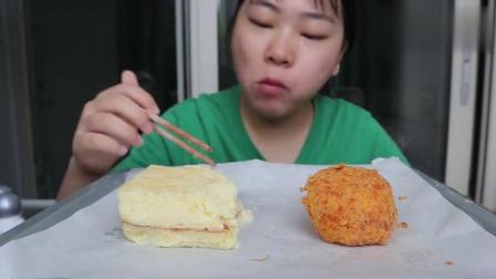 《中国吃播》鲜花饼、肉松小贝、乳酪蛋糕!