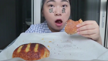 《中国吃播》芝士熏鸡、树莓浓巧、肉松抱抱、蛋挞!
