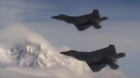 美军F22隐形战机生产流水线,先进性能背后是科学家技术人员巨大的付出