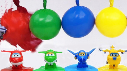 趣味亲子超级飞侠益智玩具创意新玩法,比起睡衣侠你更喜欢哪个