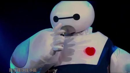 蒙面唱将:李荣浩演唱《龙卷风》,一开口大家都以为是周杰伦?