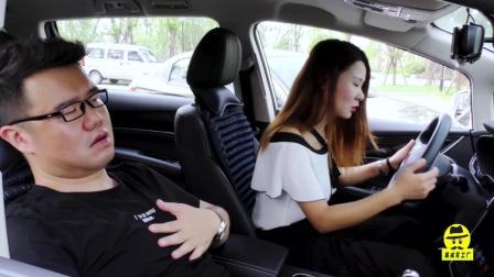 新手女司机做代驾,半天时间没发动车,原因让人笑掉牙