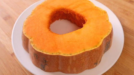 南瓜这个做法火了,加一碗糯米粉,不煎不油炸,出锅比吃肉还香