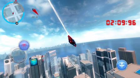 超凡蜘蛛侠2 哪里有危险 哪里就有蜘蛛侠