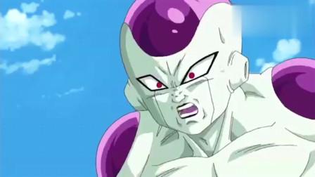 龙珠:贝吉塔一发能量弹就能干掉弗利萨的哥哥