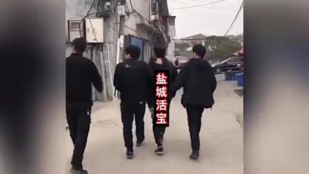 """唐山地震后一网友发布不当言论并挑衅警方 3小时后台州警方称""""已到案"""""""
