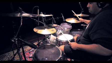 Anup Sastry - Devin Townsend - Evermore Play Through