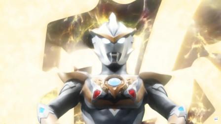 奥特银河格斗:罗布登场完虐超邪和赛罗!坐实新生代最强称号!