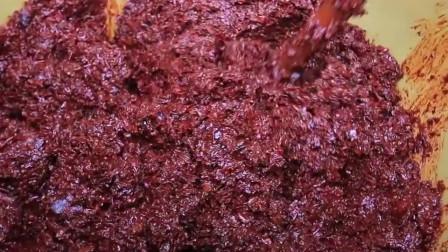 常乐参观四川美食博物馆,知道的豆瓣酱的制作,跟发酵时的繁琐