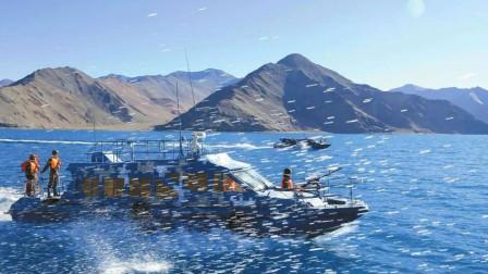 青藏高原上也驻扎着中国海军?他们还曾一脚踹飞外国越境士兵