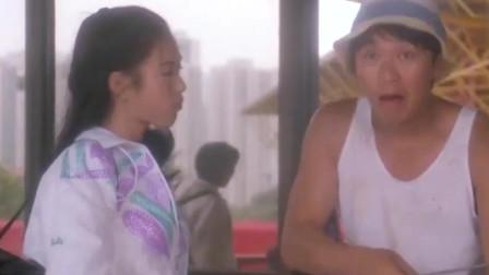 影视:星爷跟钟丽缇的这段,诠释爱情来得太快就像龙卷风