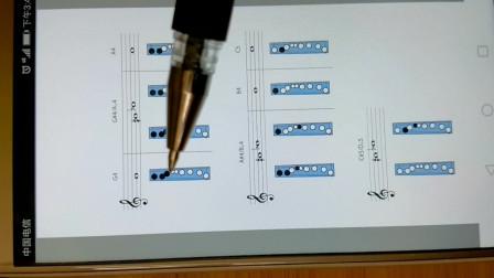 七、AE-01指法解读及演示(零基础学吹罗兰AE系列电吹管视频教程第七集)入门教学7