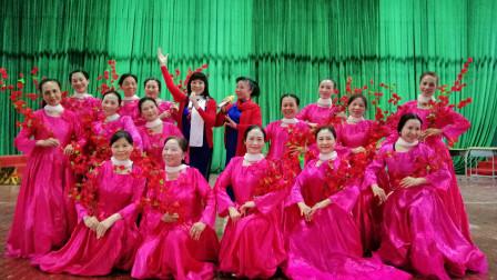 《红梅赞》表演:永州职院艺韵舞蹈队 艺术指导:一姐   制作:湘女王