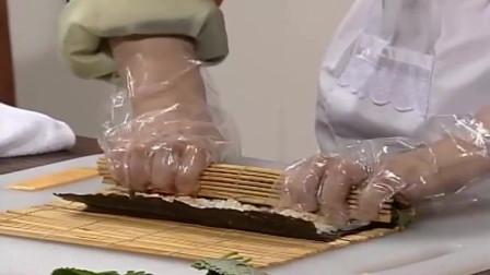 人鱼小姐:新婚的第一次早餐,芮莹准备了紫菜卷寿司!