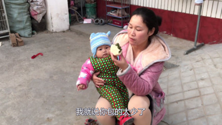 荠菜别只会包饺子,农村媳妇这样做好吃又美味,弟媳妇直说太少了