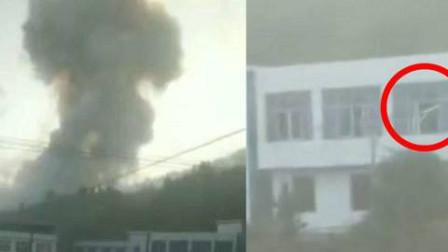 湖南浏阳烟花厂爆炸致7死13伤 3名干部被先期免职
