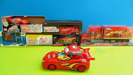 汽车工程车和跑车玩具拆箱试玩,儿童益智,婴幼儿宝宝玩具过家家游戏视频G683