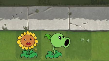 植物大战僵尸动画短片:1000级植物大战僵尸英雄