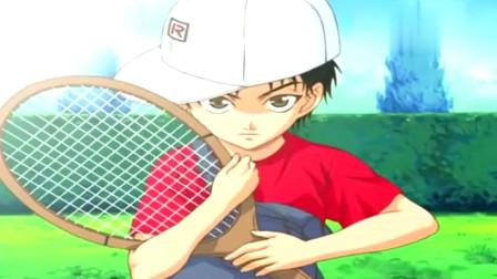 网球王子:小时候的龙马真是太可爱了!