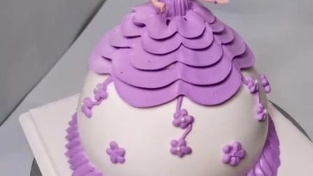 这蛋糕也太厉害了,蛋糕师手艺真不是吹的!