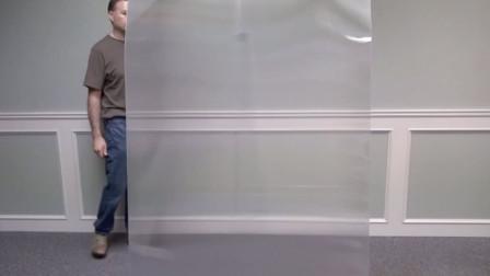 """透明的""""量子隐身墙"""",人站在后面能彻底隐形"""