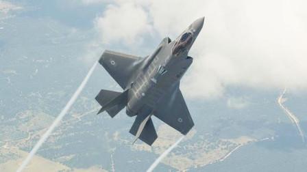 F35战斗机多角度的飞行场景,带你认识其强劲的发动机!