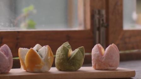 学做蛋黄开口酥,尝遍四季的味道