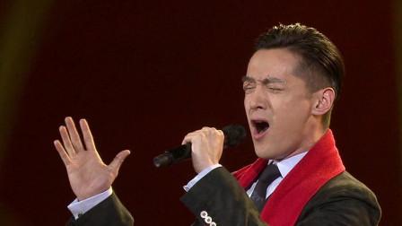 堪称惊世之才!胡歌现场一首外语歌《我的太阳》,开口惊艳全场!