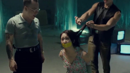 古惑仔:陈浩南单枪匹马来救小结巴,太惨了!