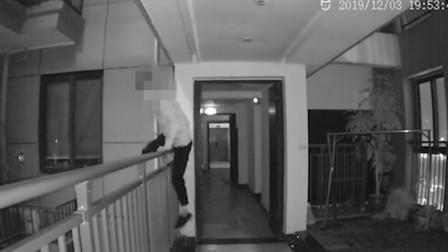 白天开豪车住酒店晚上化身高空大盗 小伙被抓时还在陪女友听课