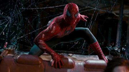 毒液的力气有多大,一拳打飞蜘蛛侠都是轻松的