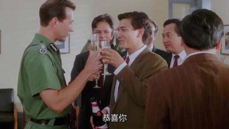 雷洛:螳螂捕蝉黄雀在后,雷洛升任总华探长