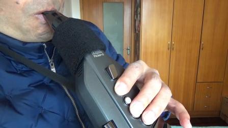 九、AE-05通过咬合控制和弯音键的使用演奏颤音和滑音(零基础学吹罗兰AE系列电吹管视频教程第九集)入门教学9