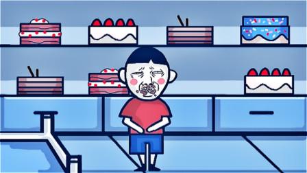 熊孩子大冒险 如何制作美味的蛋糕给他吃