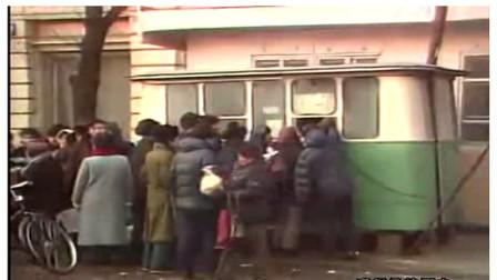 80年代的哈尔滨  买大列巴面包还有人走后门
